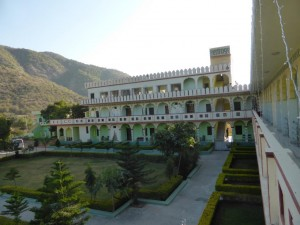 Unser Hotel in Pushkar