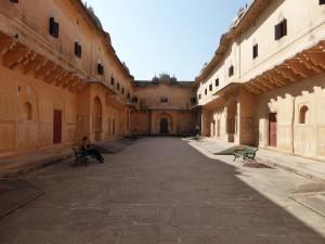 Die 9 Gemächer für die 9 Frauen des Maharajas