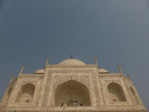 Das Taj Mahal