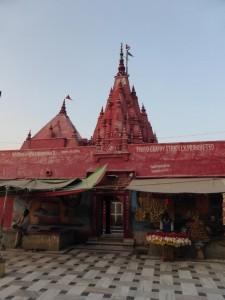 Tempel in Varanasi