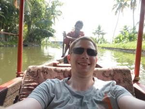 Eine Bootsfahrt die ist lustig