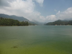 Bergsee nahe Munnar