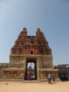 Eingang zum Vitthala-Tempel