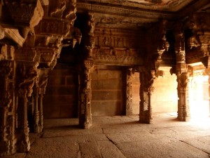 Im Vitthala-Tempel