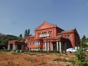 State Central Library im Cubbon Park