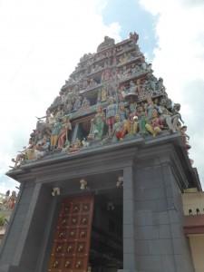 Sri Mariamman Temple (Hindu Tempel)