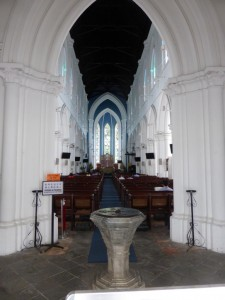 St. Andrews Church in Singapore