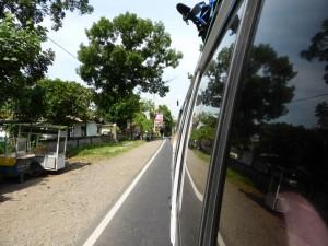 Mit dem Bus durch Lombok