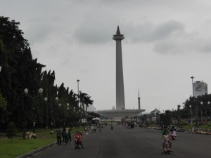 Monas - das National Monument