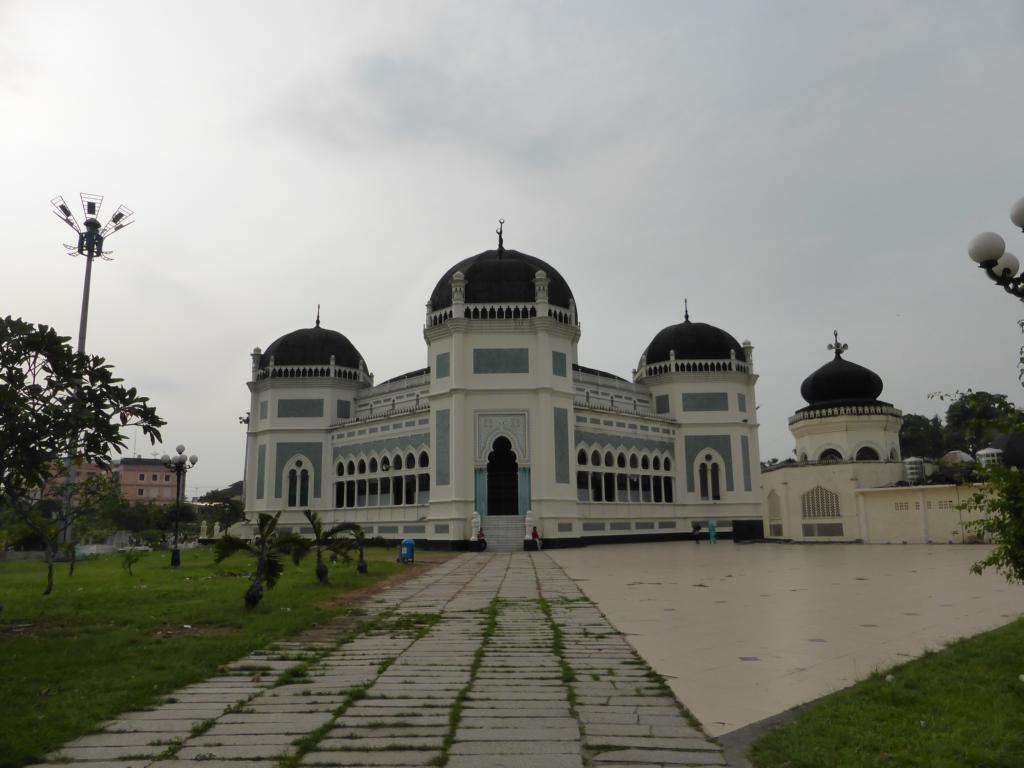 Die Moschee Masjid Raya