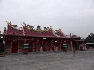 Der Chinesische Tempel