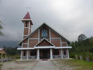 Kirchen gibt es jede Menge auf der kleinen Insel