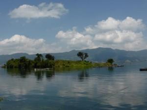 Der See Toba