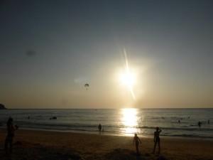 Strandleben in Phuket