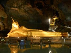Im Suwakuha Tempel (Monkey Cave)