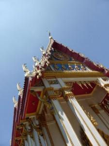 Im Suwakuhan Tempel (außerhalb der Höhle)