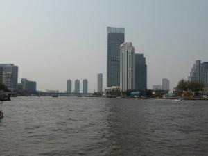 Bangkok vom Boot aus