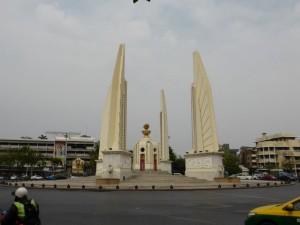 Demokratiedenkmal in Bangkok
