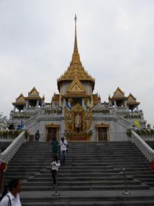Der chinesische Tempel - Wart Traimit