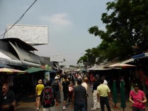 Weekend Markt - Chatuchak