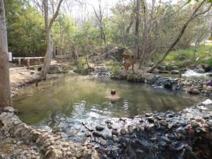 Hot Springs - 36°