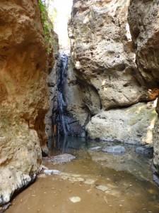 Der Pembok-Wasserfall