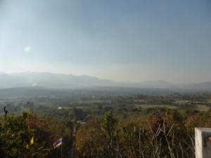 Ausblick vom Tempelberg