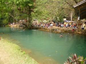Die Blue Lagoon