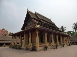 Wat Si Saket (einer der ältesten Tempel)