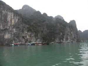 Das schwimmende Dorf