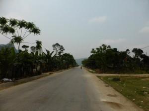 Auf dem Weg zum  Phong Nha-Ke Bang Nationalpark