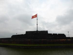 Der Flaggenturm (33,4m)