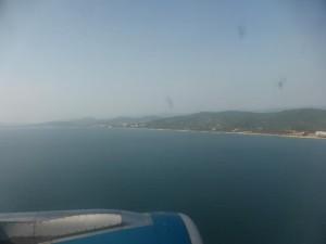 Anflug auf Phu Quoc