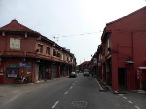 Straßenbild der Altstadt