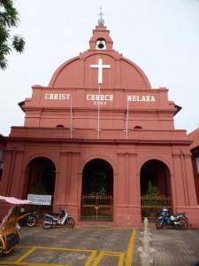 Die Christ Church Melaka