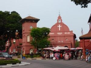 Altstadt in Melaka