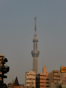 Der Skytree Tower