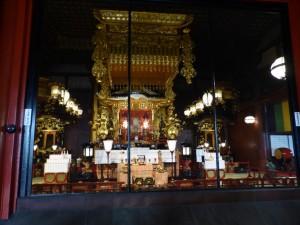Im Senso-Ji Tempel