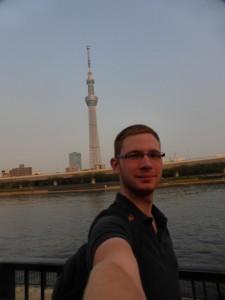 Auf dem Weg zum Skytree Tower