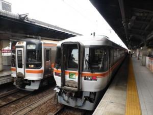 Der Regionalzug nach Takayama
