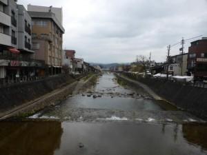 Unterwegs in Takayama