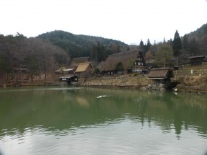 Im Hida Folk Village