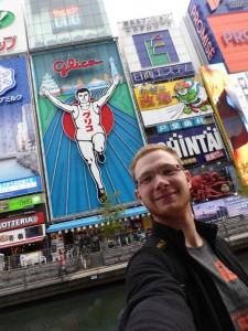 Osaka bei Tag