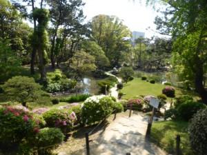 Im Shukkei-En-Park