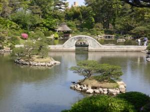 Der Shukkei-En-Park
