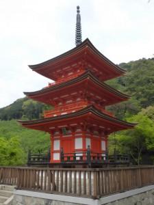 Im Kiyomizu-dera