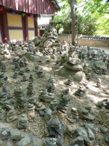 Im Bulguksa Tempel