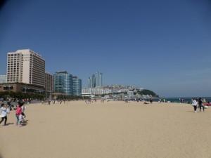 Busan - Haeundae Strand