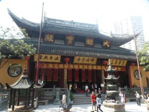Im Buddha Jade Tempel