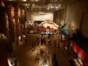 Im History Museum in Hongkong